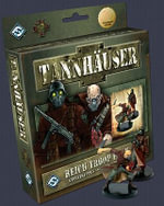 Tannhauser Reich Troop Pack : Stosstruppen and Schocktruppen - Fantasy Flight Games