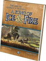 The Art of George R.R. Martin's a Song of Ice & Fire : v. 2 - Fantasy Flight Games