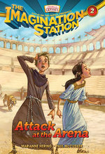 Attack at the Arena - Paul McCusker