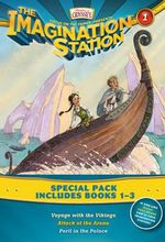 Imagination Station Books 3-Pack - Paul McCusker