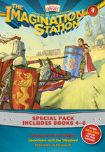 Imagination Station Books 3-Pack : Revenge of the Red Knight / Showdown with the Shepherd / Problems in Plymouth - Paul McCusker