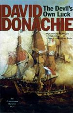 The Devil's Own Luck : The Privateersman Mysteries - David Donachie