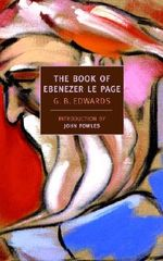 The Book of Ebenezer le Page : New York Review Books Classics - G.B. Edwards