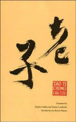 Tao Te Ching - Lao-Tzu