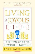 Living a Joyous Life : The True Spirit of Jewish Practice :  The True Spirit of Jewish Practice - Rabbi David Aaron