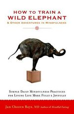 How to Train A Wild Elephant : And Other Adventures in Mindfulness - Jan Chozen Bays