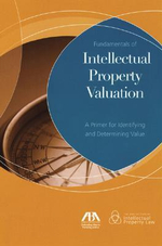 Fundamentals of Intellectual Property Valuation : A Primer for Identifying and Determining Value :  A Primer for Identifying and Determining Value - Wes Anson