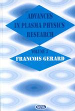 Advances in Plasma Physics Research