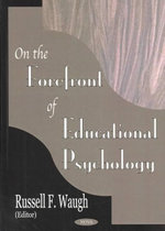 On the Forefront of Educational Psychology