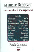Arthritis Research : Treatment and Management :  Treatment and Management