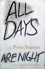 All Days Are Night - Peter Stamm
