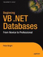 Beginning VB .NET 1.1 Databases : From Novice to Professional - Matthew MacDonald
