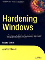 Hardening Windows - Jonathan Hassell