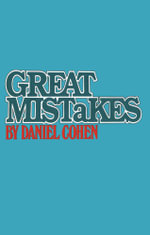 Great Mistakes - Daniel Cohen