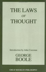 The Laws of Thought - George Boole