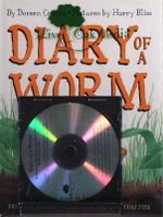 Diary of a Worm with CD - Doreen Cronin