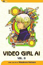 Video Girl AI : Flashback, Volume 8 :  Flashback, Volume 8 - Masakazu Katsura