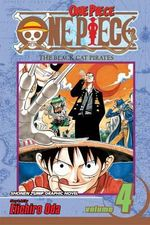One Piece : The Black Cat Pirates, Volume 4 :  The Black Cat Pirates, Volume 4 - Eiichiro Oda