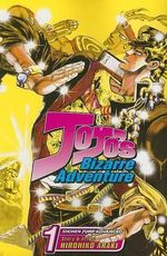 JoJo's Bizarre Adventure, Volume 1 - Hurohiko Araki