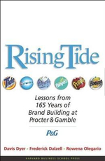 Rising Tide : Lessons from 165 Years of Brand Building at Procter and Gamble - Davis Dyer