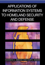 Applications of Information Systems to Homeland Security and Defense