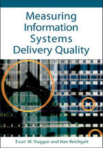 Measuring Information Systems Delivery Quality