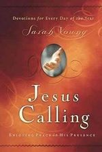 Jesus Calling : Enjoying Peace in His Presence - Sarah Young