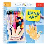 Hand Art : A trace and color Handbook : Klutz Series - Klutz