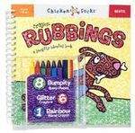 Crayon Rubbings : A Bumpity Coloring Book : Klutz Chicken Socks Series - Klutz