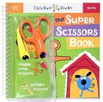The Super Scissors Book : Klutz Chicken Socks Series - Klutz