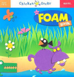Foam Book : Over 200 fabulous foam pieces and a glue stick, too! : Klutz Chicken Socks Series - Klutz