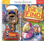 Eye Find: A Picture Puzzle Book with 3 Cool Tools  : Klutz Chicken Socks Series - Klutz