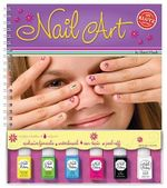 Klutz : Nail Art : With 6 Bottles of Nail Paint - Sherri Haab