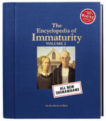 Klutz : The Encyclopedia of Immaturity Volume 2 : #2 Shenanigans