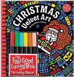 Christmas Velvet Art : Klutz Series - Klutz