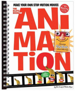The Klutz Book of Animation :  Make Your Own Stop Motion Movies : Klutz Series - Nicholas Berger