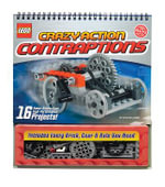 Lego Crazy Action Contraptions : Klutz Series - Klutz
