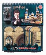 Harry Potter: Hogwarts Building Cards : School of Witchcraft & Wizardry - Klutz