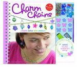 Klutz : Charmed Chains : Create Simple Wire Jewelry - Anne Akers Johnson