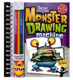 Dr. Frankensketch's Monster Drawing Machine : Klutz Series - Klutz