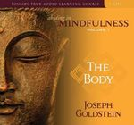 Abiding in Mindfulness : The Body with Book - Volume 1 - Joseph Goldstein