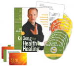 QI Gong for Health and Healing : A Complete Training Course to Unleash the Power of Your Life-Force Energy - Lee Holden