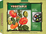 Vegetable Gardener's Journal & Magnet Gift Set : Record Garden Information, Keep Track of Plants, and Inspire Yourself - Charlie Nardozzi