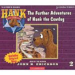 The Further Adventures of Hank the Cowdog : Hank the Cowdog (Audio) - John R Erickson