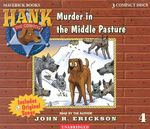 Murder in the Middle Pasture : Hank the Cowdog (Audio) - John R Erickson