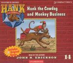 Hank the Cowdog and Monkey Business : Hank the Cowdog (Audio) - John R. Erickson