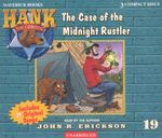The Case of the Midnight Rustler : Hank the Cowdog (Audio) - John R. Erickson