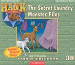 The Secret Laundry Monster Files : Hank the Cowdog (Audio) - John R Erickson