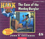 The Case of the Monkey Burglar - John R Erickson