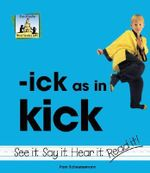 Ick as in Kick - Pam Scheunemann
